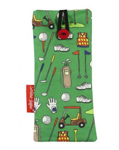 Selina-Jayne Golf Limited Edition Designer Soft Glasses Case